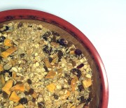 Granola with Fruit & Nuts