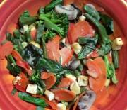 Vegetable Tofu Curry