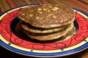 Summer Squash Pancakes