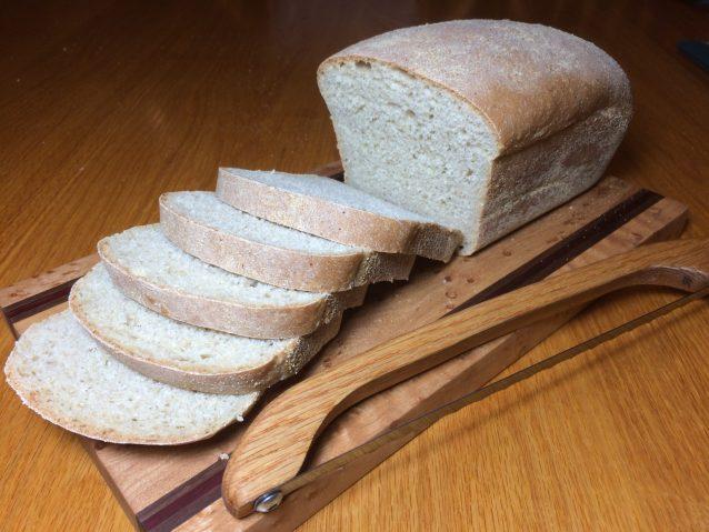 English Muffin Loaf