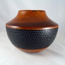 Large Tooth Aspen Southwest Pot