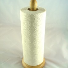 A Practical Paper Towel Holder