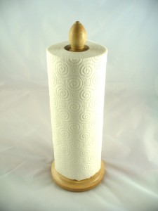 A Practical Paper Towel Holder