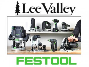 Festool Demo At Lee Valley