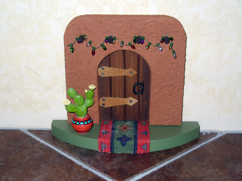 Faerie Doors For Family And Friends