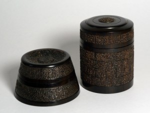 African Blackwood Boxes