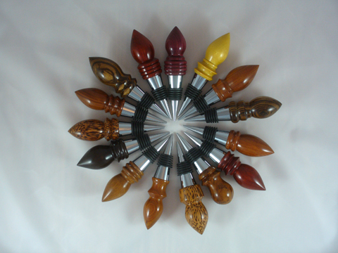 And Even More Wine Stoppers