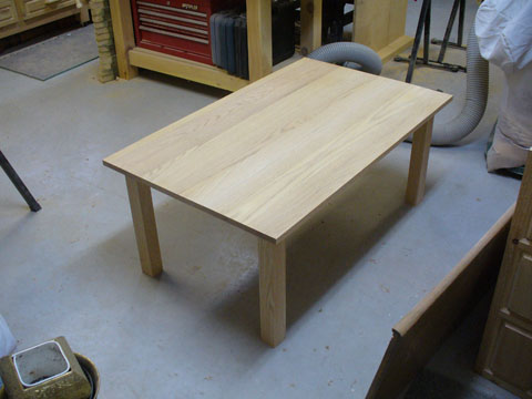 Stickly Style Coffee Table