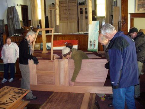Woodworking Shop Tour