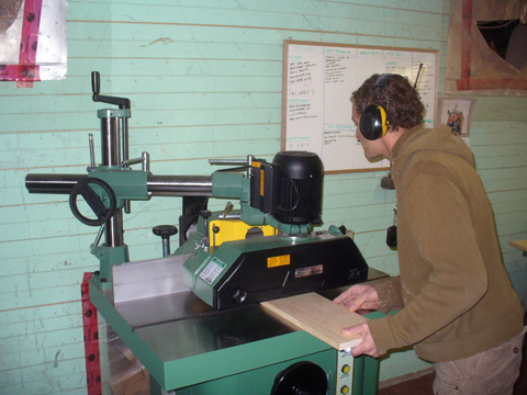 Woodworkers Tour