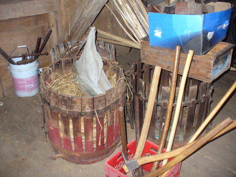 tools for making barrels