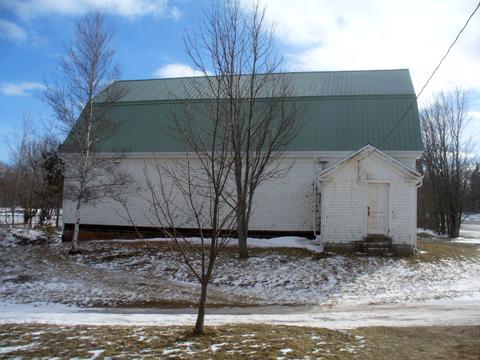 storage barn