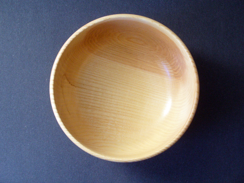 The Bowl Of The Longhorn Ash