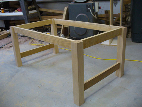 Craftsman Style Coffee Table - Part 3 - Ravenview