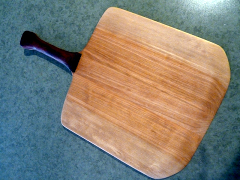 Padauk Pizza Peel