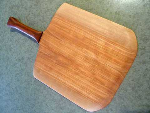 Jatoba Pizza Peel