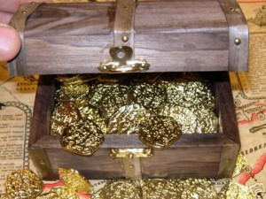Geocacher Finds Millions In Gold Coins