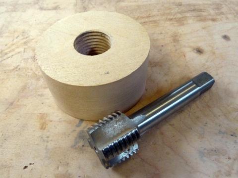 Build A Disk Sander