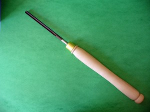 Turned Spindle Gouge Tool Handle