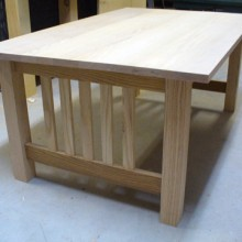 Craftsman Style Coffee Table - Part 4