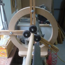 How To Make A Spindle Steady Rest