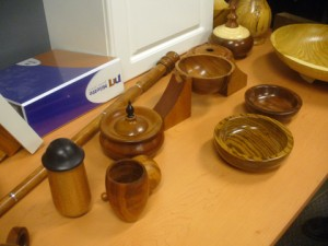 Nova Woodturners Annual Fun Turn