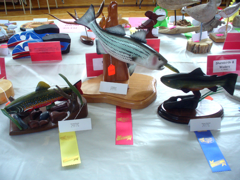 2009 NSWCAA Carving Competition