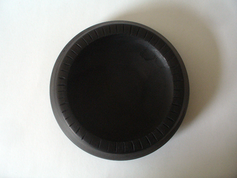 A Bowl Of Blackened Ash