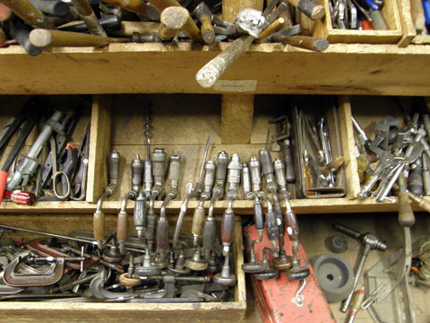 A Visit To The Liberty Tool Company