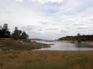 Geocaching At Folsom Lake Park