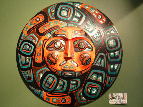 The Hills Are Alive With Native Art