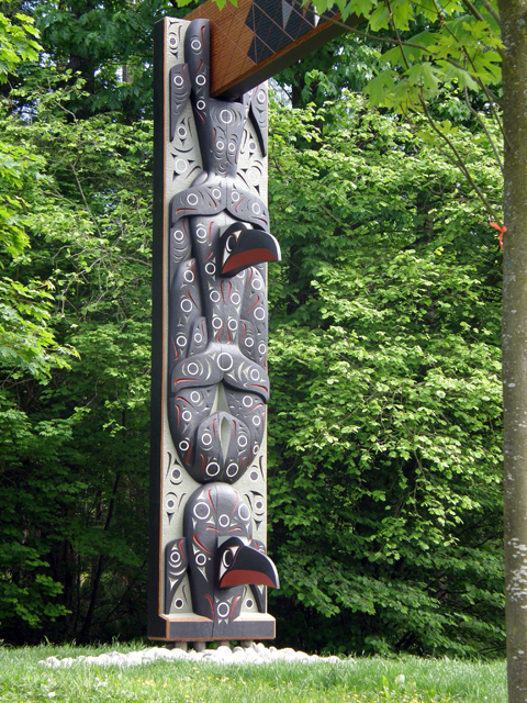 People Amongst the People Of Totem Park