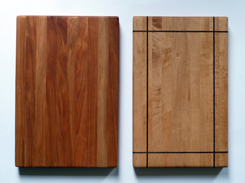 hardwood cutting boards