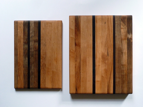 boards for cutting bread