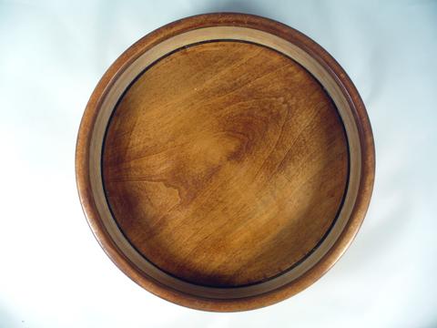 A Peyoke Drum Bowl Made Of Maple