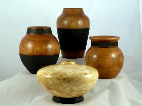 wood vessels