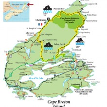 Cape Breton Highlands Park Event