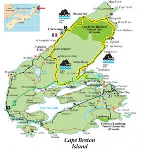 Cape Breton Highlands Park Event