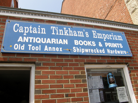 Toolfest At Captain Tinkham's Emporium