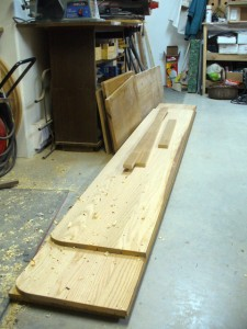 Craftsman Style End Tables – Part 1