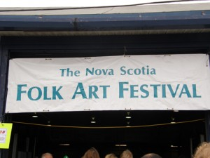 20th Annual Nova Scotia Folk Art Festival