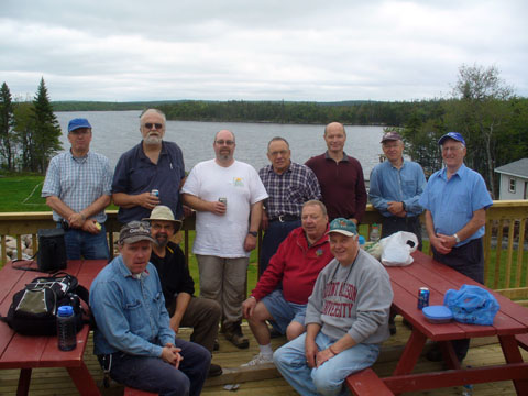 Atlantic Canada woodworkers