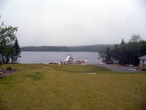 Bayside Camp in Nova Scotia
