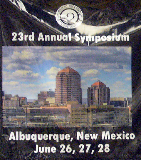 The AAW 2009 Symposium - Day 1