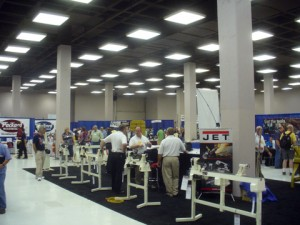 The AAW 2009 Symposium Trade Show