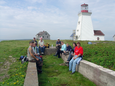 Scaterie Island Geocaching Event