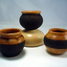 Small Southwest Pot Trio
