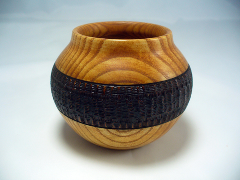 Wood Southwest Pots