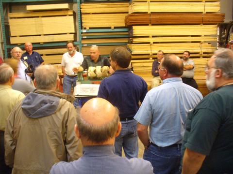 presentation on woodturning