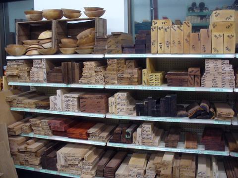 woodturning wood supplies